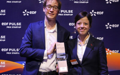 """Prix EDF Pulse : LANCEY Energy Storage lauréat du prix """"Smart Home"""""""