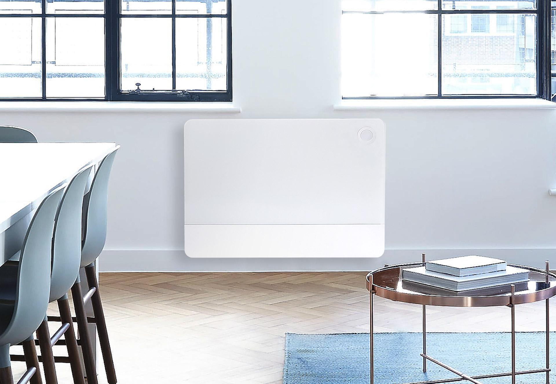 Économies d'énérgies grâce au radiateur électrique