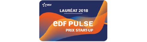 Logo EDF Pulse Laureat
