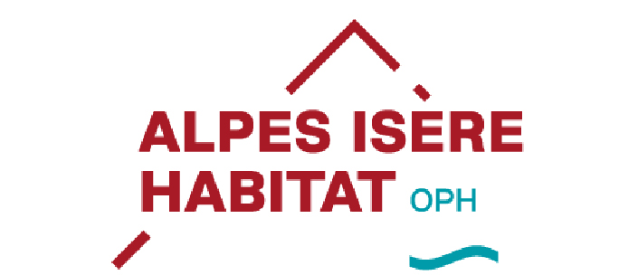 Logo Alpes Isère Habitat