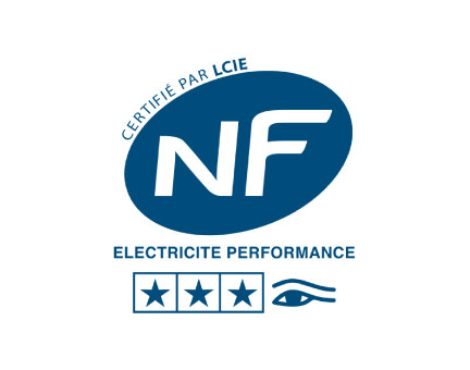 NF certification for our electric radiator