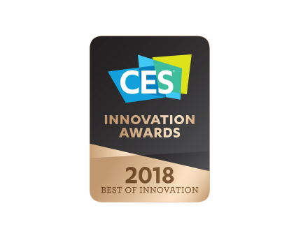 CES Best of Innovation electric radiator