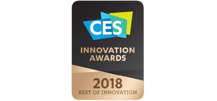 Logo CES Innovation Awards 2018