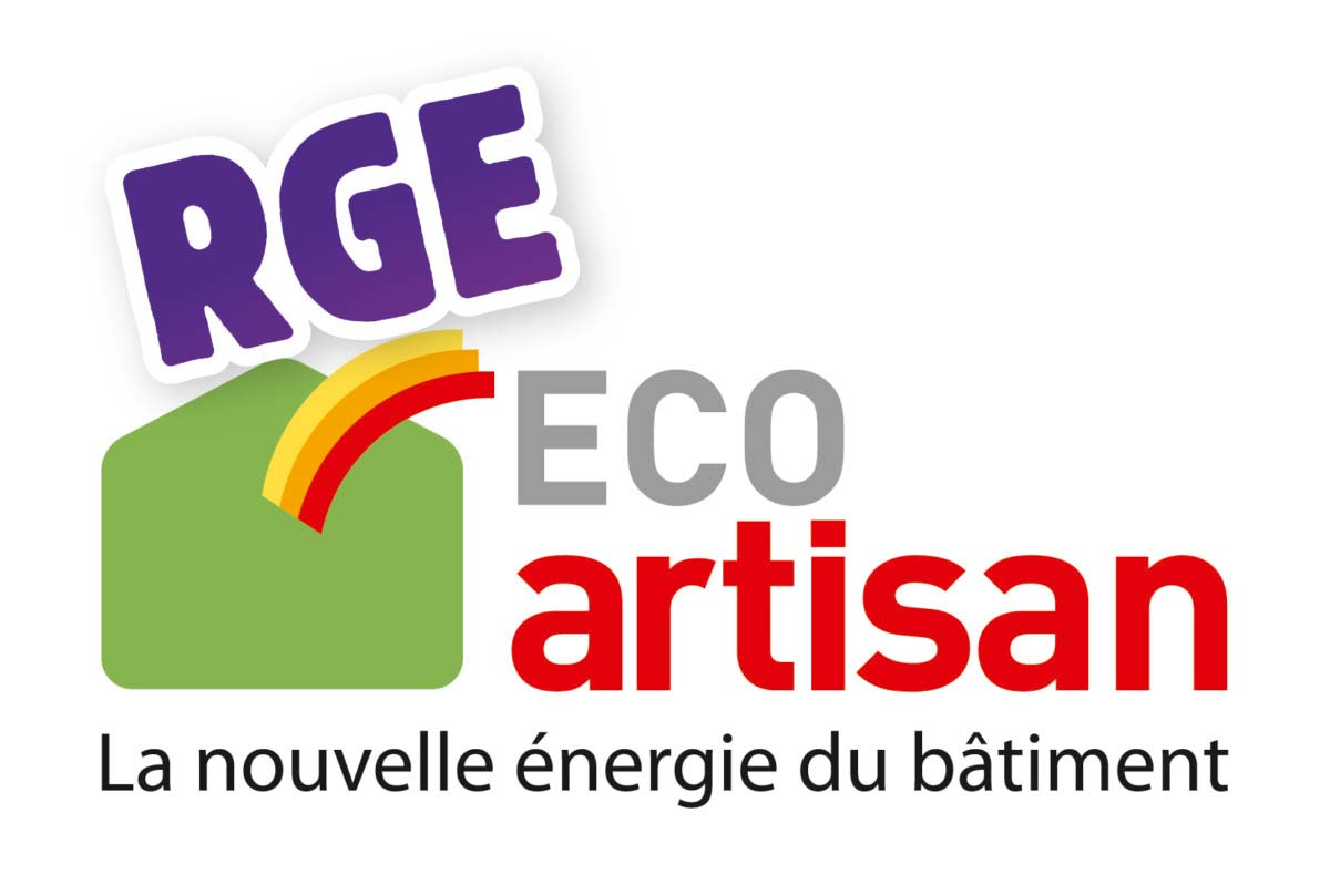 RGE-certified solar panel installation