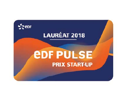 Logo Laureat EDF pulse