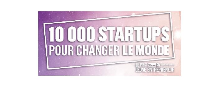 Logo Prix Jeune Entreprenueur