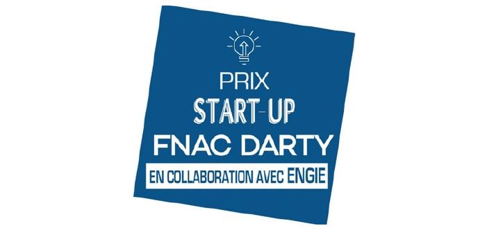 Logo prix startup FNAC DARTY