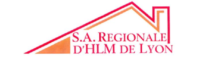 Logo S.A Régionale HLM de Lyon