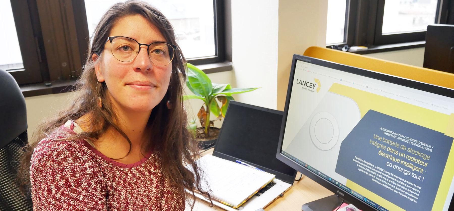 Léa GONDIAN est ingénieure thermicienne