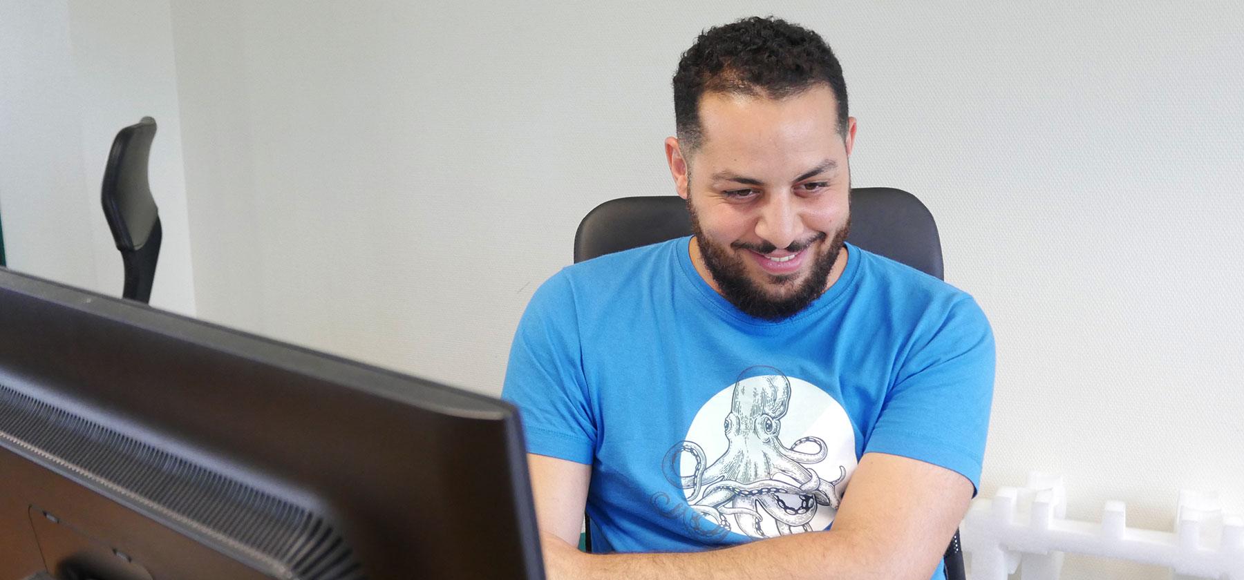 Mehdi Naoui développe la solution LANCEY au Canada