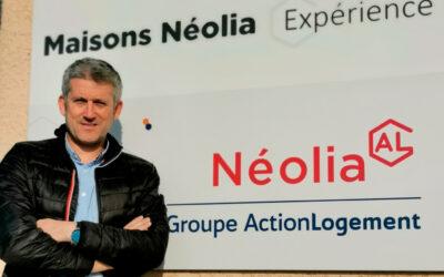 Rencontre avec Aymeric BUGNOT, Responsable de l'innovation chez Neolia.